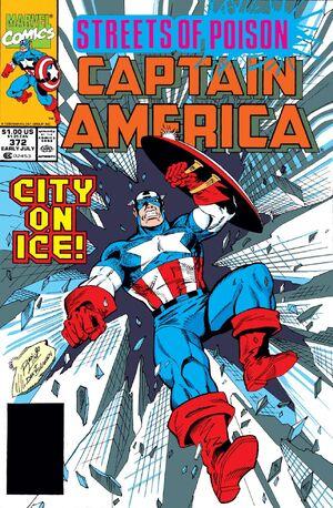 Captain America Vol 1 372