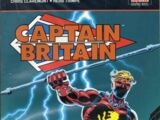 Captain Britain: The Birth of a Legend TPB Vol 1 1