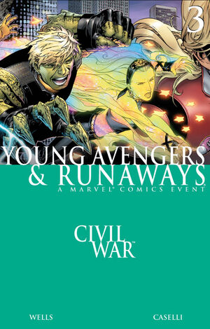 Civil War Young Avengers and Runaways Vol 1 3