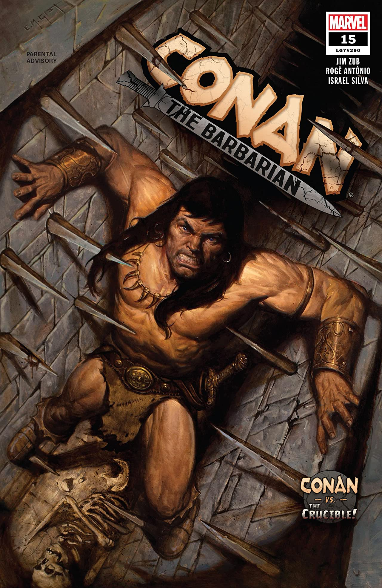 Conan the Barbarian Vol 3 15