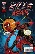 Deadpool Kills the Marvel Universe Again Vol 1 2