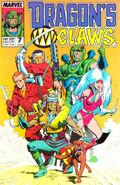 Dragon's Claws Vol 1 7