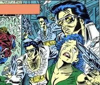 Elvis Risen Again (Earth-928) Punisher 2099 Vol 1 8