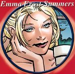 Emma frost (Earth-58163) from Secrets of the House of M Vol 1 1 0001