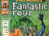 Fantastic Four: Fireworks Vol 1 1