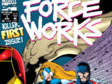 Force Works Vol 1 1