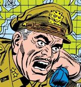 General Cartwright (Earth-616) from Daredevil Vol 1 14 001