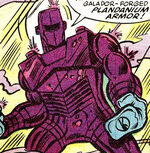 Hammerhand (Spaceknights) (Earth-616) from Rom Vol 1 27 0001