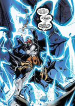 Hive (Poisons) (Earth-17952) Members-Poison Thor (Jane Foster) from Venomized Vol 1 2 001