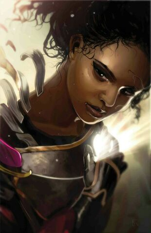 File:Ironheart Vol 1 1 Hans Variant Textless.jpg