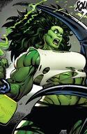 Jennifer Walters (Earth-616) from Avengers Vol 8 2 001