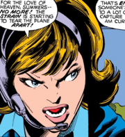 Jill (Pilot) (Earth-616) from X-Men Vol 1 120 001