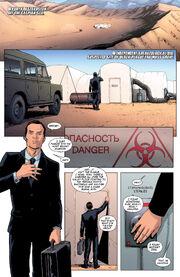 Kazakhstan from X-Men Vol 3 30 0001