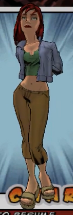 Mary Jane Watson (Earth-TRN005) from Ultimate Spider-Man (video game) 001