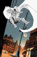 Moon Knight Vol 7 9 Shalvey Variant Textless