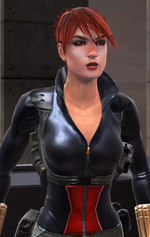 Natalia Romanova (Earth-TRN009) from Spider-Man Web of Shadows 001