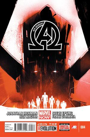 New Avengers Vol 3 4