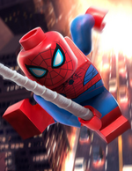 Peter Parker (Earth-13122) from LEGO Marvel Spider-Man Vexed by Venom 001