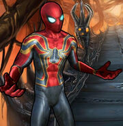 Peter Parker (Earth-TRN461) from Spider-Man Unlimited (video game) 111