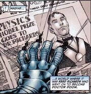 Reed Richards (Earth-111347) from Fantastic Four Vol 3 47 0001