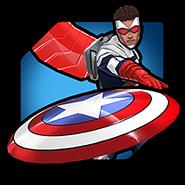 Samuel Wilson (Earth-TRN562) from Marvel Avengers Academy 005