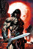 Savage Sword of Conan Vol 2 7 Tan Variant Textless