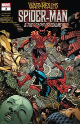 War of the Realms: Spider-Man & the League of Realms Vol 1 3