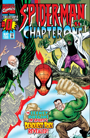 Spider-Man Chapter One Vol 1 0