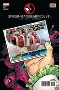 Spider-Man Deadpool Vol 1 21