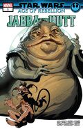 Star Wars Age of Rebellion - Jabba the Hutt Vol 1 1