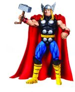 Thor Odinson (Earth-616) from Marvel Universe (Toys) Comic Packs Series 1 (Secret Wars 25th Anniversary) 0001