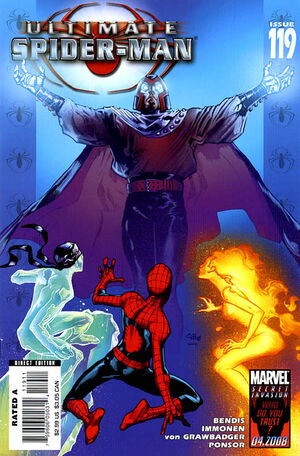Ultimate Spider-Man Vol 1 119