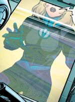 Valeria Richards (Earth-TRN767) from Fantastic Four 2099 Vol 2 1