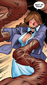 Vera (Warders) (Earth-616) from X-Factor Vol 1 249 001