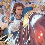 Victor Mancha (Earth-61112) from Ultron Vol 1 1AU 0001