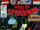 Web of Spider-Man Annual Vol 1 6
