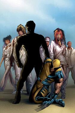 Wolverine Vol 3 28 Textless