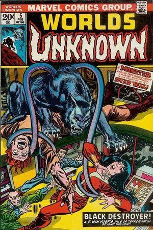 Worlds Unknown Vol 1 5