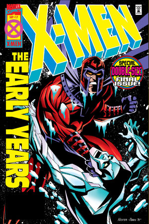 X-Men The Early Years Vol 1 17