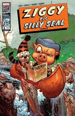 Ziggy Pig-Silly Seal Comics Vol 2 1