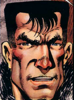 Alistaire Stuart (Earth-597) from Excalibur Weird War III Vol 1 1 0001