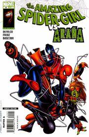 Amazing Spider-Girl Vol 1 19 Secret Skrull Variant