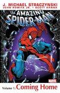 Amazing Spider-Man TPB Vol 1 1 Coming Home