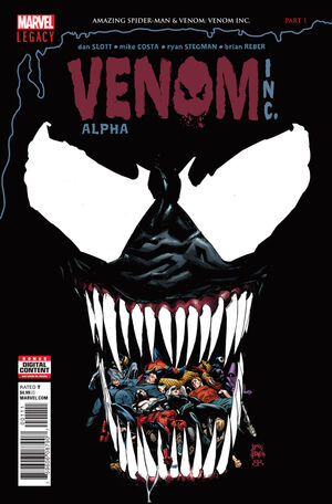 Amazing Spider-Man Venom Inc. Alpha Vol 1 1