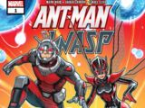 Ant-Man & the Wasp Vol 1 1