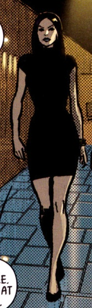 Antoinette Turner (Earth-616) from Avengers Solo Vol 1 1 0001