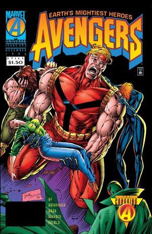 Avengers Vol 1 393
