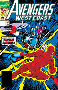 Avengers West Coast Vol 1 64