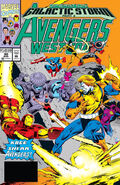 Avengers West Coast Vol 1 80
