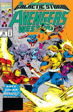 Avengers West Coast Vol 2 80
